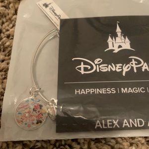 Disney Alex and Ani Minnie Mouse Disneyland